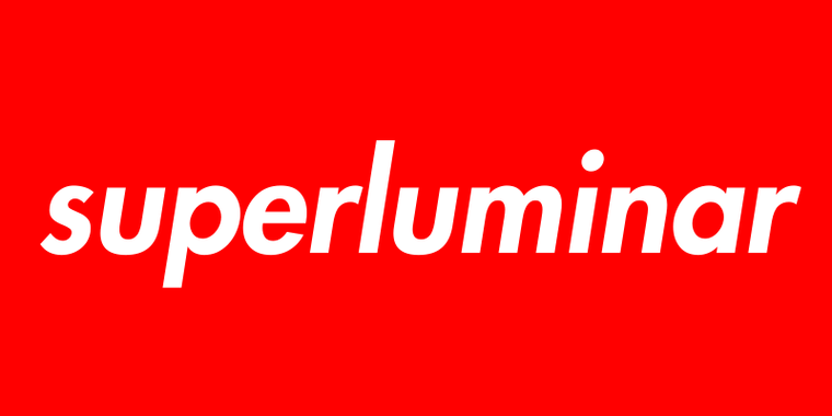 superluminar